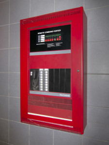 Fire Alarm System Fulton, County