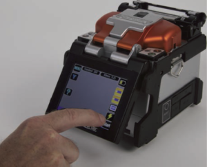 SUMITOMO Q101CA CORE ALIGNMENT fusion splicer