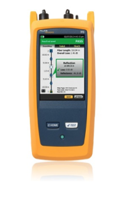 FLUKE DSX5000 fluke linkware software