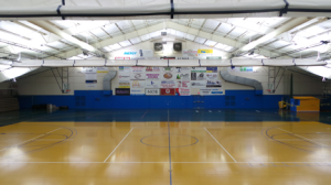 Siena Heights University (Adrian, Michigan) - Gymnasium Lighting LED & Lighting Controls, Institutional Electrical
