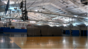 Siena Heights University (Adrian, Michigan) - Gymnasium Lighting Solutions, Institutional Electrical