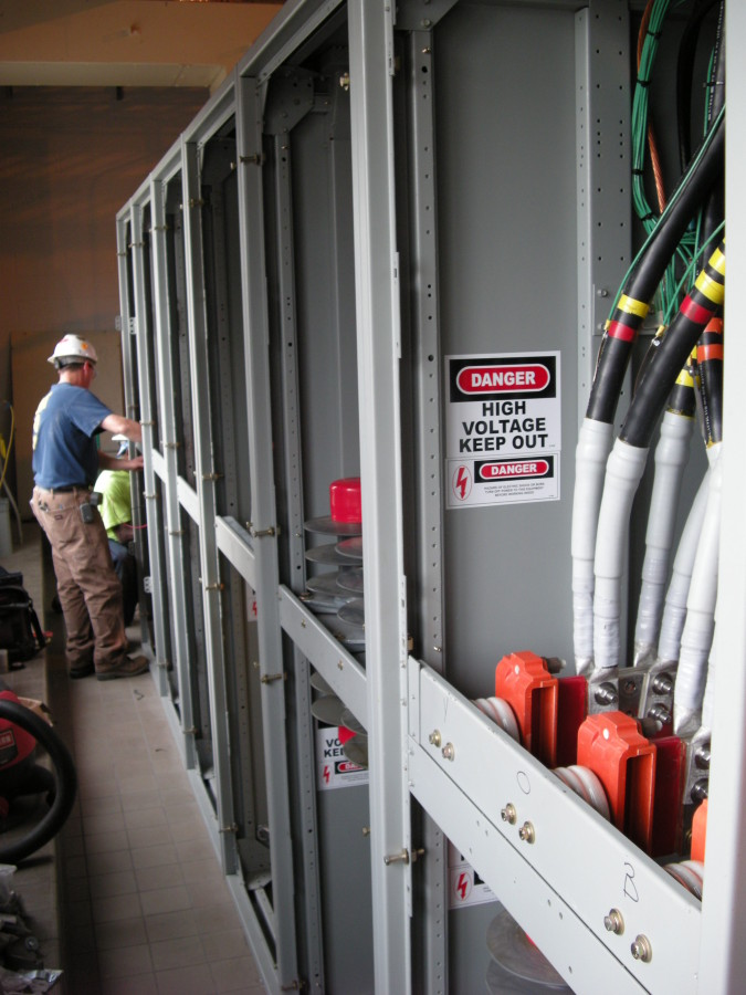 Safety First Pumping Stations and Terminals